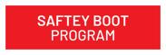 SAFETY BOOT PROGRAM