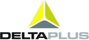 Delta Plus - primary logo - color
