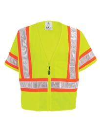 Led-lighted vest