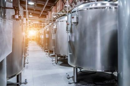modern-beer-factory-small-steel-tanks-fermentation-beer